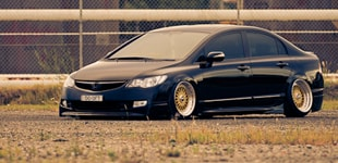 FEATURE: FIRST LOVE BAGGED CIVIC