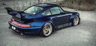 FEATURE: ROYAL OCEAN RWB PORSCHE