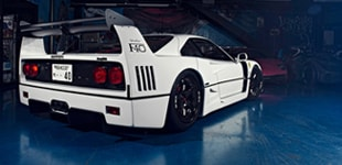 FEATURE: LIBERTY WALK FERRARI F40