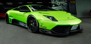 FEATURE: LIBERTY WALK MURCIELAGO