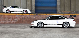 HEADLINER: S-CHASSIS SIBLING RIVALRY