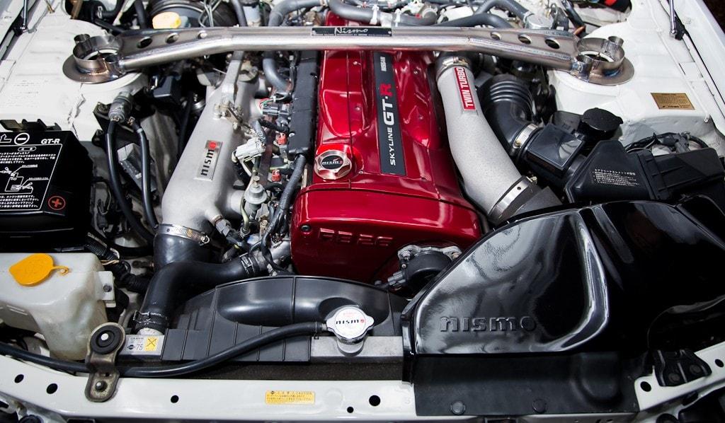 R34 GTR Meet