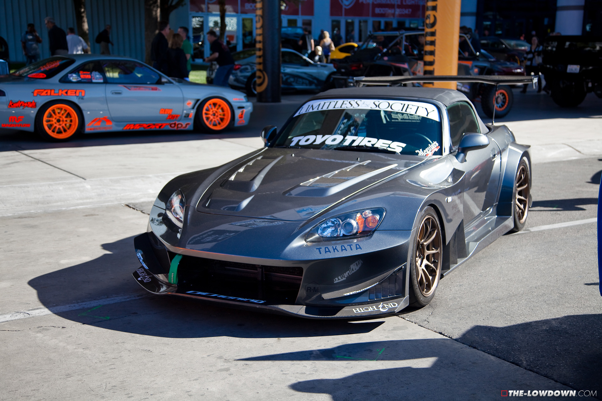 Js Racing Widebody S2000 The Lowdown