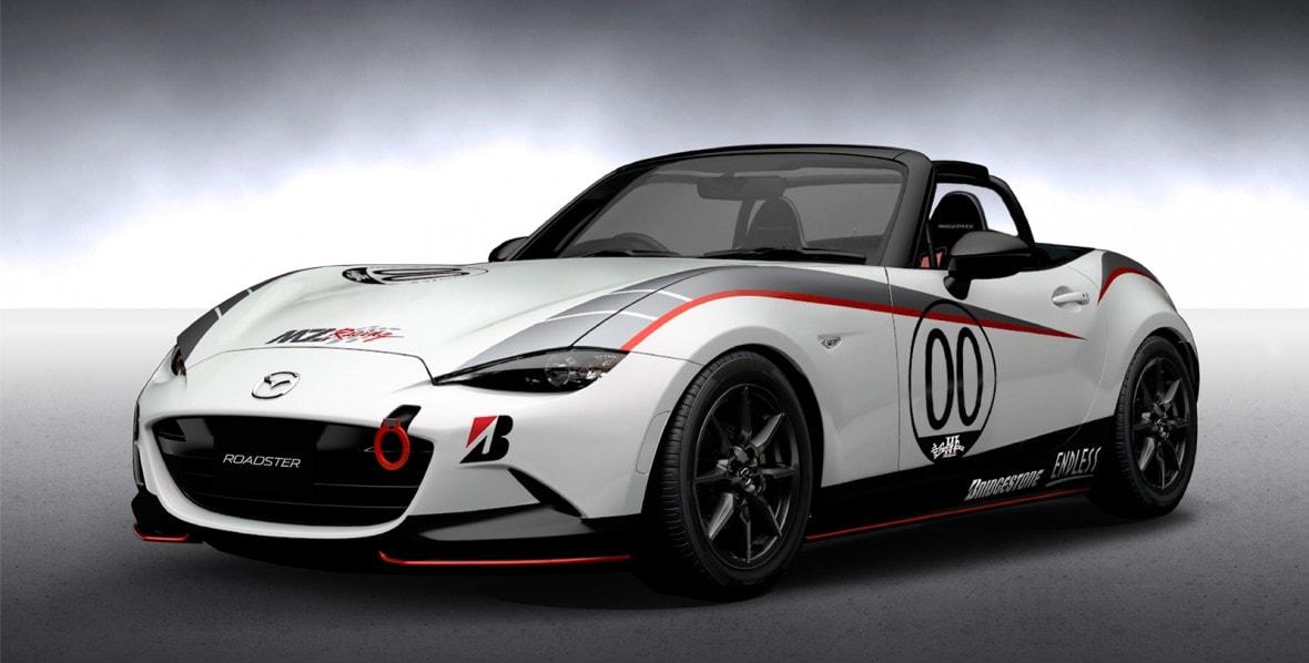 Mazda Racing Concept MX-5
