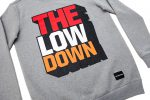 Block Crew Grey Jumper
