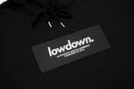 THE-LOWDOWN Biker Hoodie