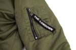 THE-LOWDOWN Hooded Bomber