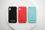 Ultra Suede iPhone X Case
