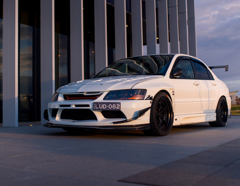 750HP Varis Evo 8MR