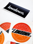 THE-LOWDOWN Sticker Pack