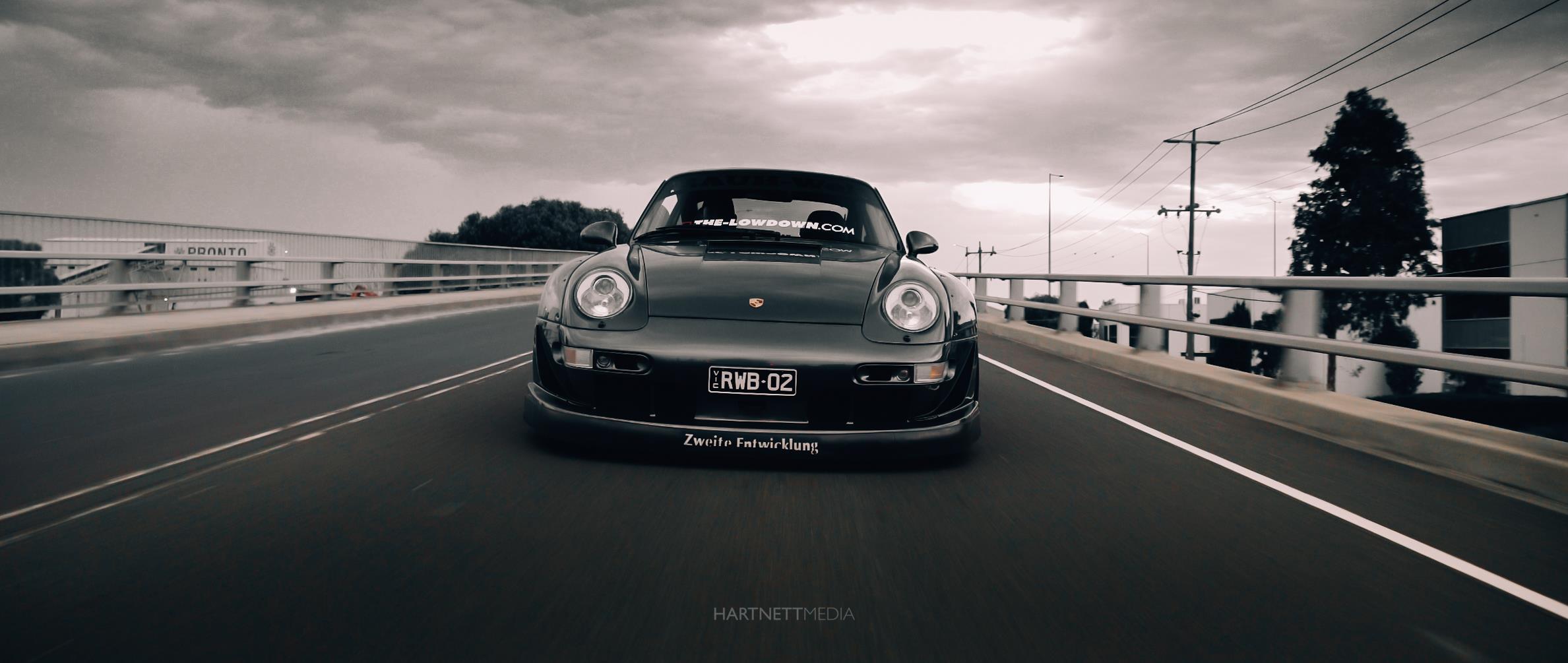 RWB Down Under; Porsche 993