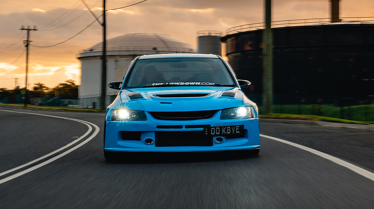 00KBYE: 10 Second EVO IX