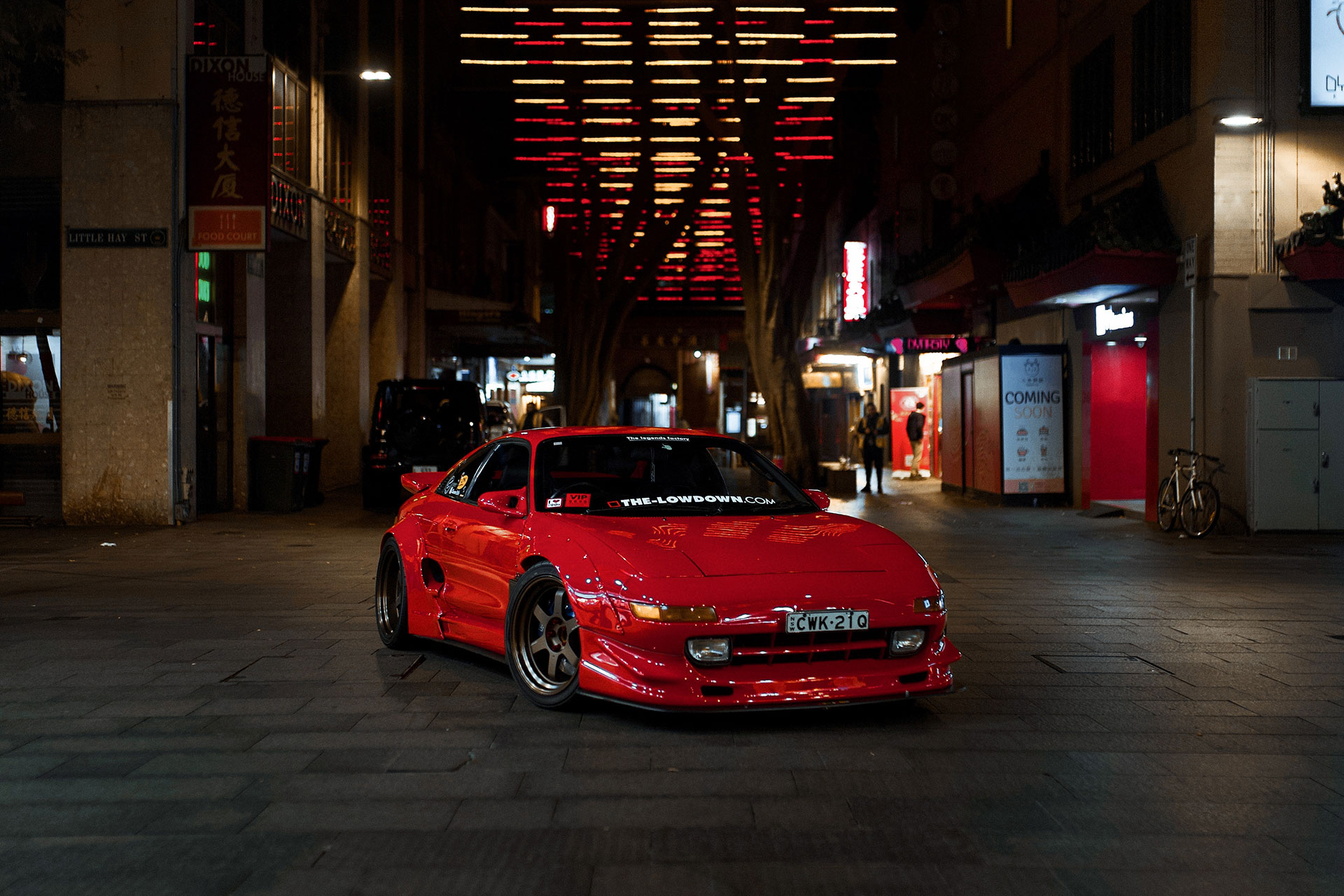 An Icon From The 90's: Toyota MR2