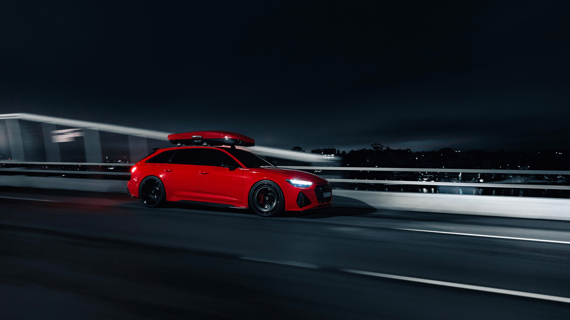 THE-LOWDOWN AUDI RS6; RELOADED